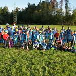 Gruppenfoto Kids Bike Treff 2019