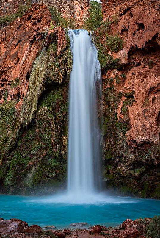 Below Havasu Falls