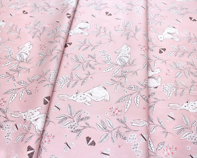 Art Gallery Fabrics Meriwether Cottontail Explore