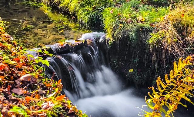 #Waterfall - 7626