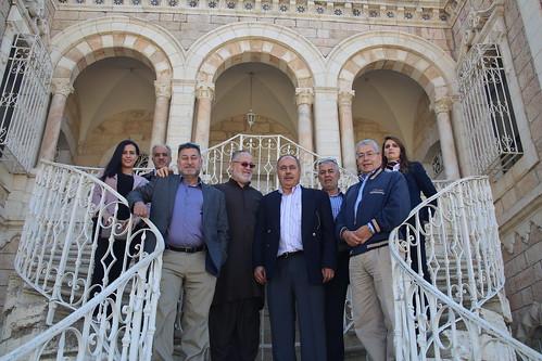 Visit of PSSF