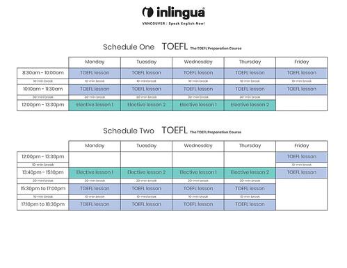 TOEFL-preparation-course-schedule