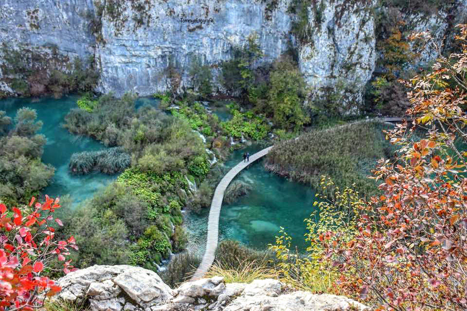 Autumn in plitvice  Photo from Archiv