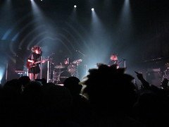 Tue, 10/29/2019 - 10:50pm - Sleater-Kinney at the House of Blues, Boston, MA.  10-29-2019.
