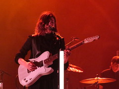 Tue, 10/29/2019 - 10:42pm - Sleater-Kinney at the House of Blues, Boston, MA.  10-29-2019.