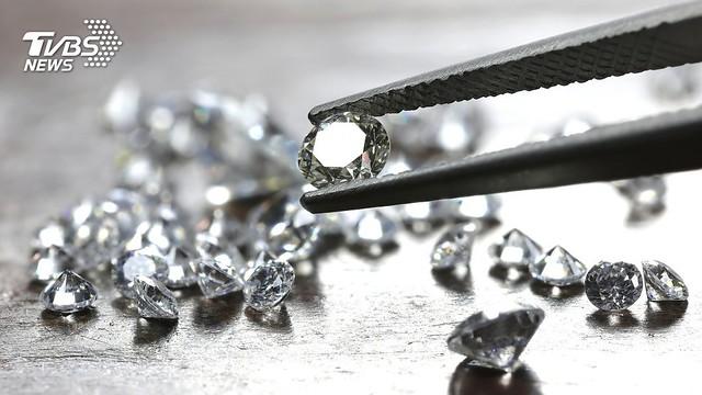 鑽石,人造鑽,人工鑽,珠寶,合成珠寶,一克拉,