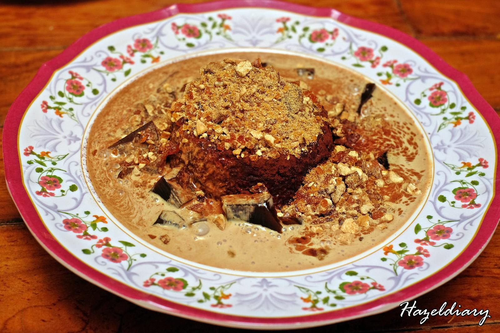 Artichoke by Chef Bjorn Shen-Date Pudding