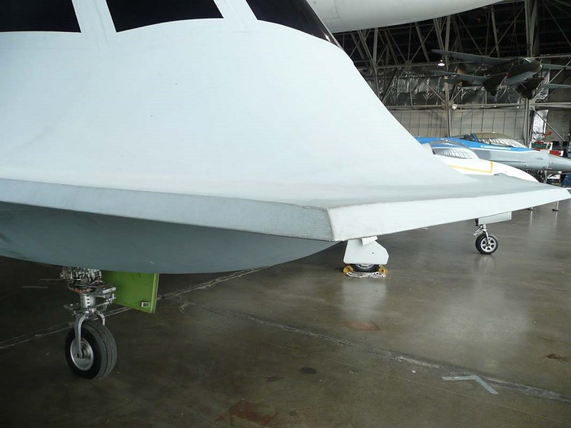 Northrop Tacit Blue 8