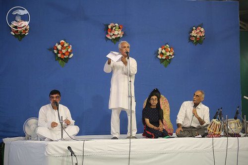 Mahinder Gulshan Ji presented Kavita, Jarodha, DL