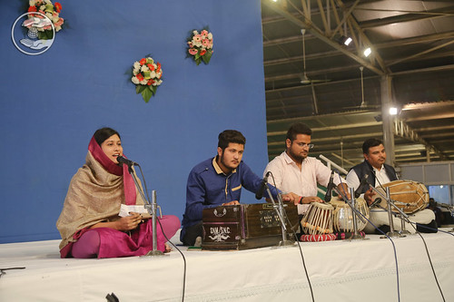 Suchi Arora Ji presented Punjabi Geet, Palwal, HR