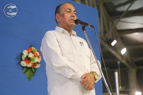 Radhey Shyam Ji, Member CPAB SNM
