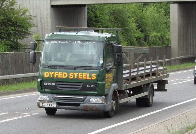 Dyfed Steels CU12 AWC At Welshpool