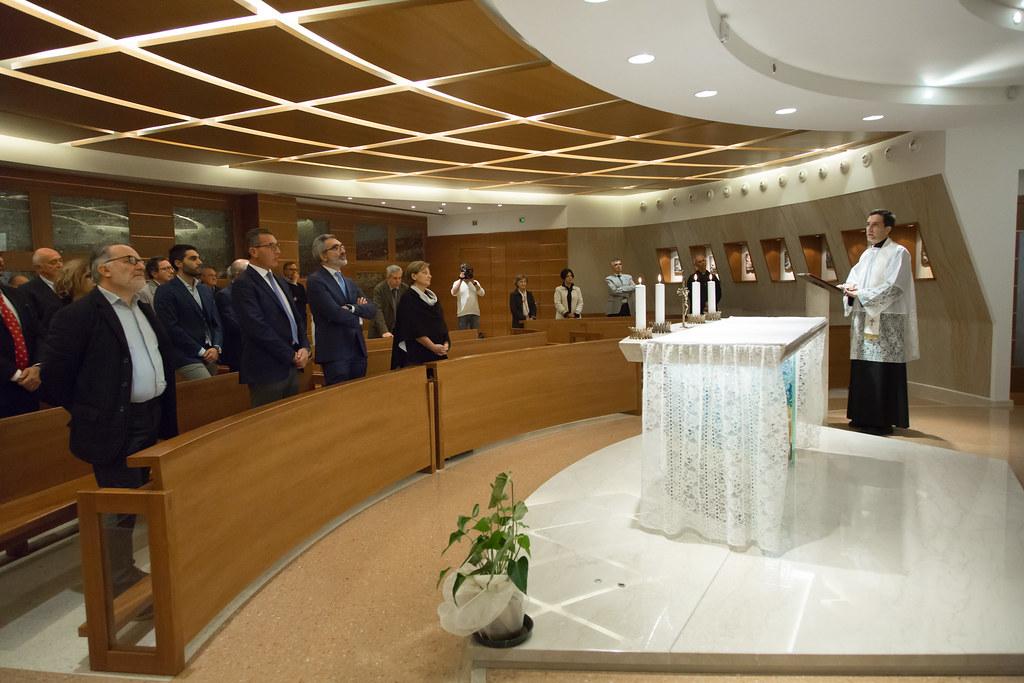 Inaugurazione Cappella PRABB