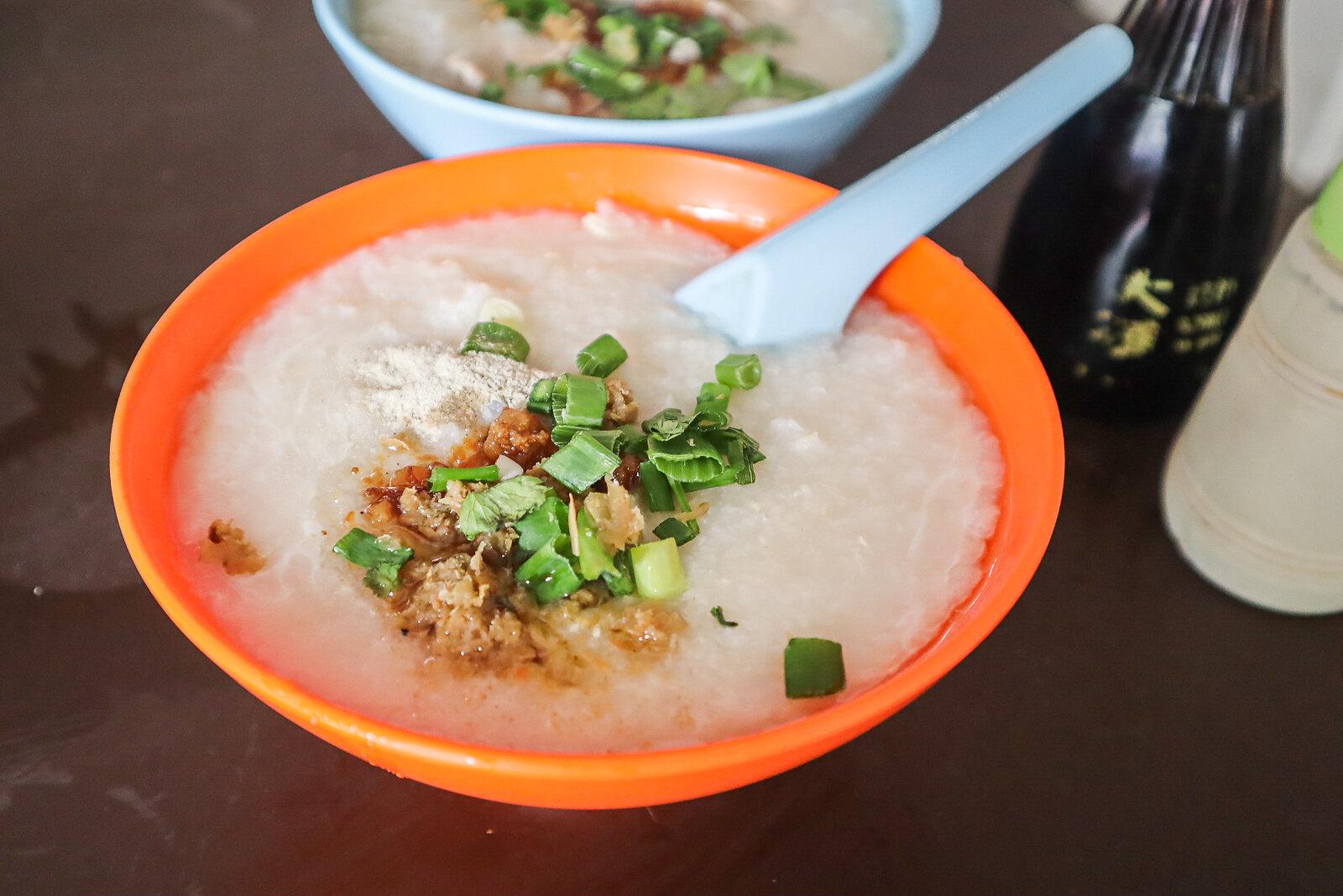 chicken porridge