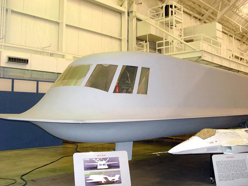 Northrop Tacit Blue 2