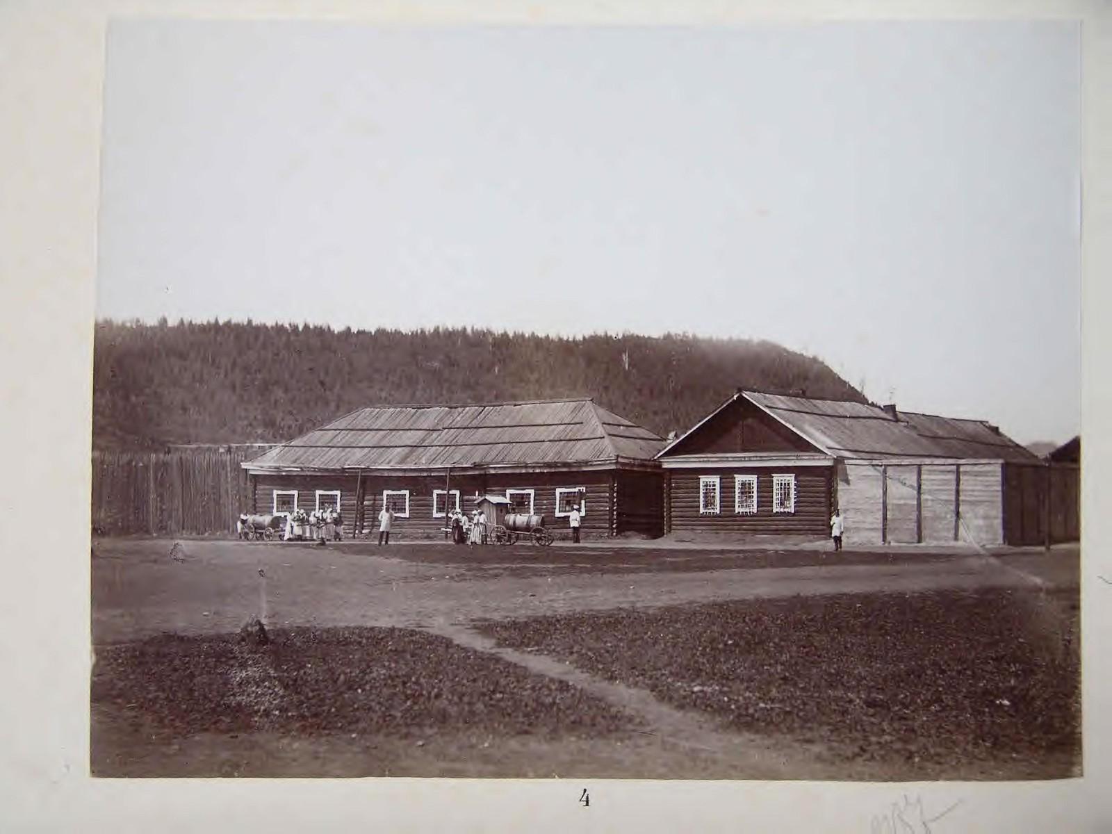 04. Ссыльно-каторжная тюрьма в Усть-Каре
