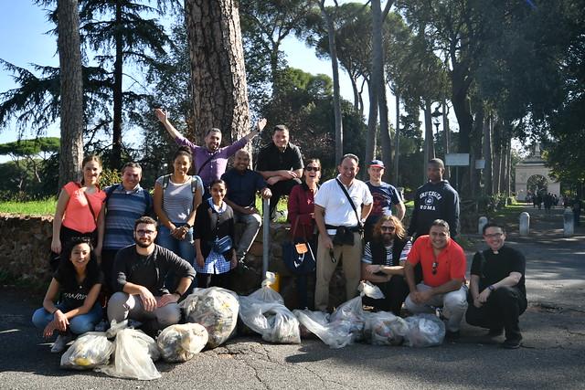 Attività di volontariato degli studenti promosse dall'Associazione Alumni