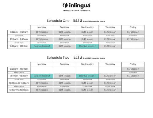 IELTS-preparation-course-schedule
