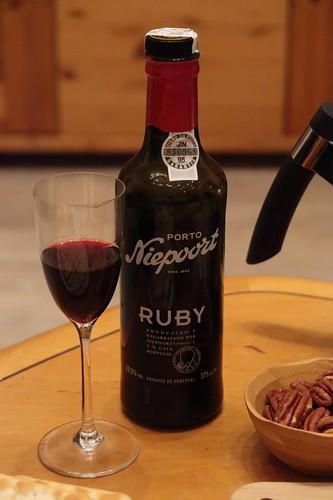 Ruby Portwein vom portugiesischen Weingut Niepoort