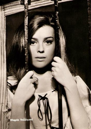 Magda Vášáryová in Na komete (1970)