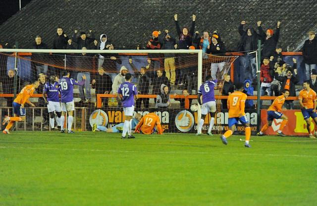 NLS: Braintree Town 1-1 Maidstone United
