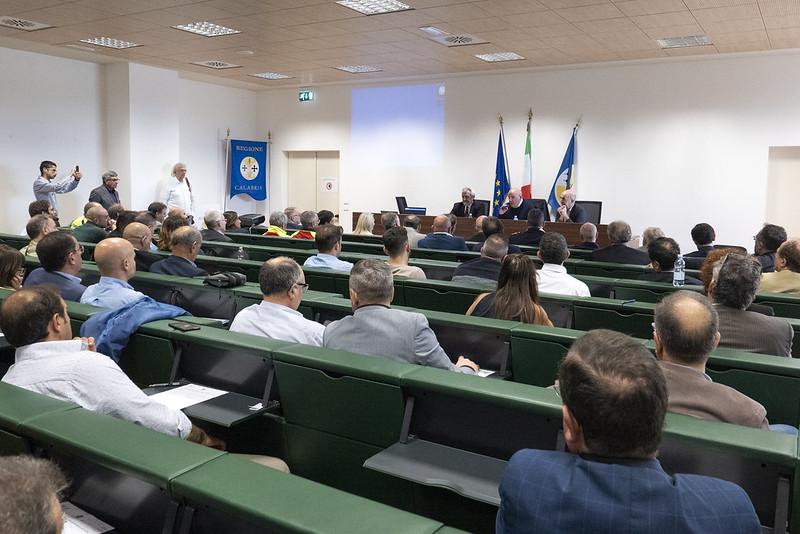 Seminari regionali - Programma riduzione rischio / 2019