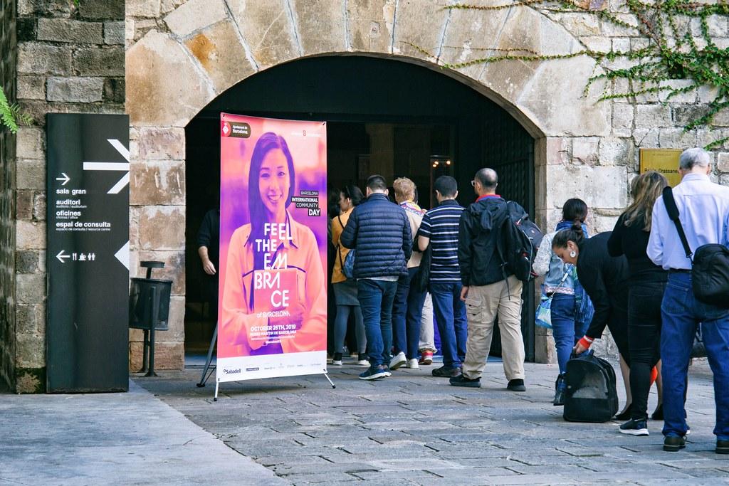 Barcelona International Community Day 2019