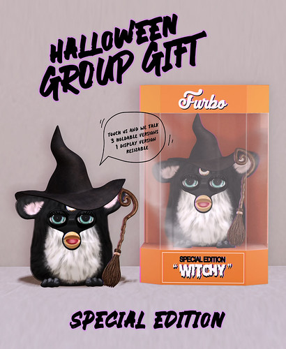 halloween group gift!