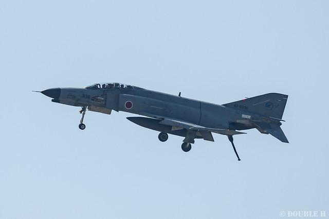 JASDF Komatsu AB Airshow 2019 (106) Demonstration Flight - ADTW F-4