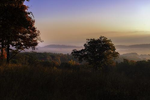 canon olanacastle 5dsr fall fog sunrise availablelight canonllenses hudson newyork unitedstatesofamerica 247028l
