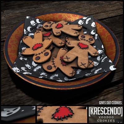 [Kres] Voodoo Cookies