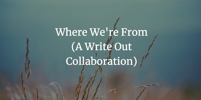 Where We're From Collaboration