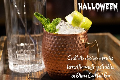 Olivia Cocktail Bar