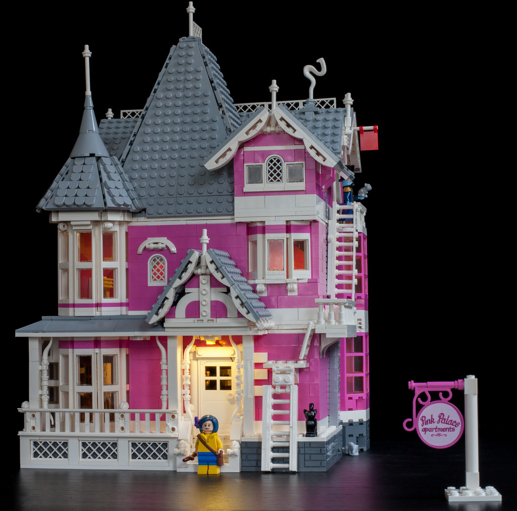 Help Coraline Towards 10k This Halloween Brickset Lego Set Guide And Database