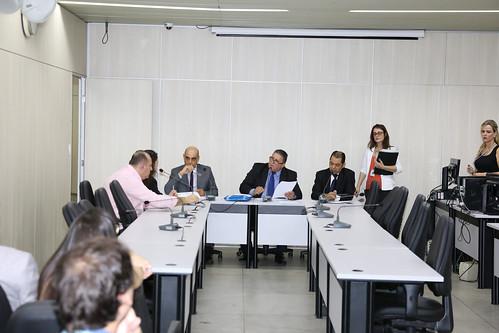 7ª Reunião - Comissão Processante