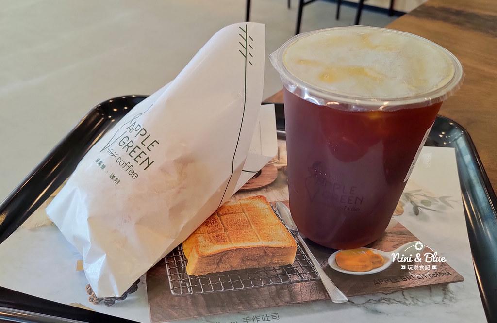 蘋果綠咖啡.學府店14