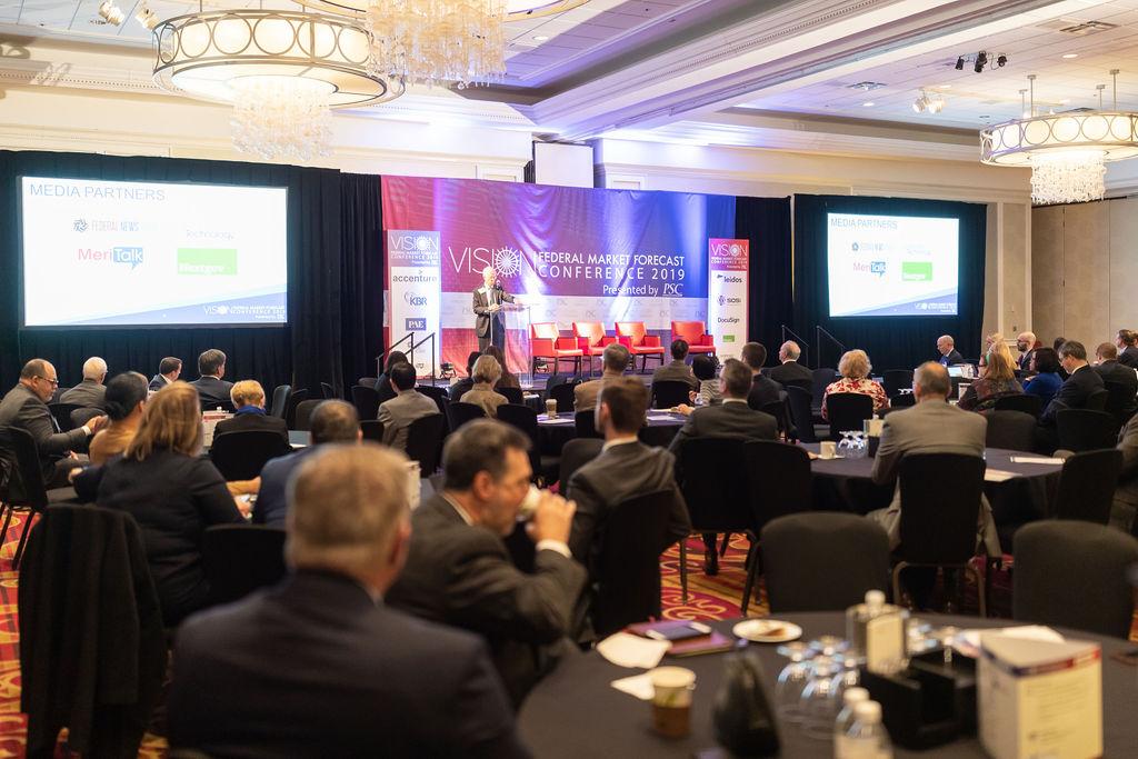 2019 Vision Federal Market Forecast Conference