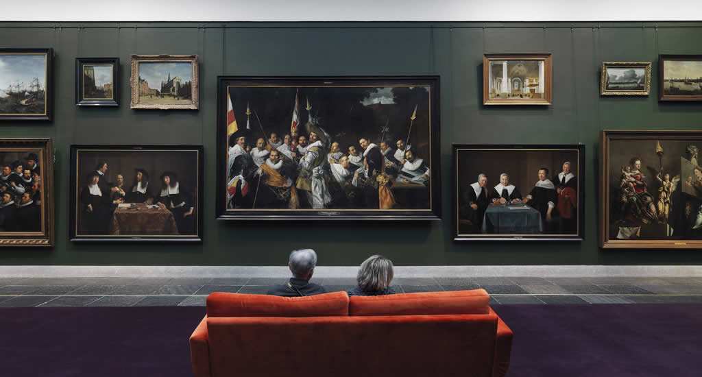 Visit Frans Hals Museum, Haarlem (photo Gert-Jan van Rooij) | Your Dutch Guide