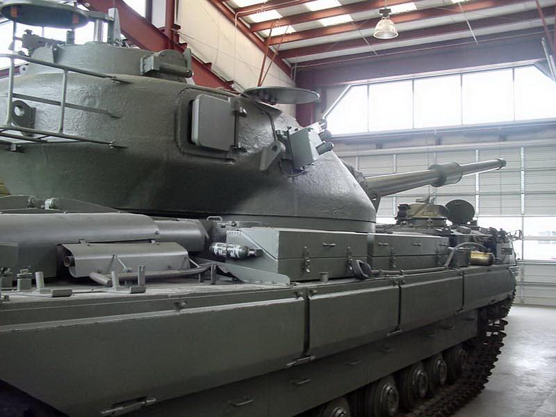 Conqueror Mk.1 6