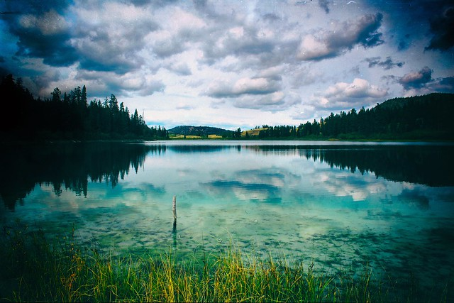 Alleyne Lake