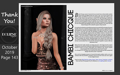 Bambi Chicque in Eclipse Magazine