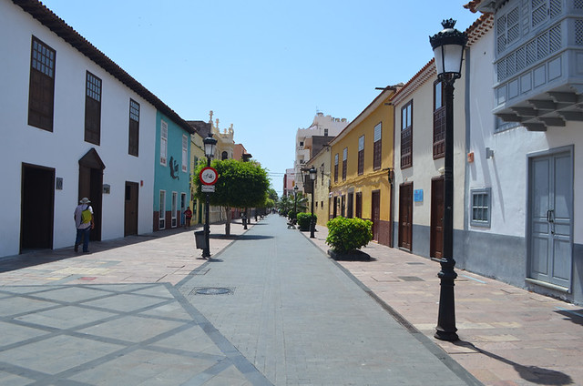 Calle Real, La Gomera