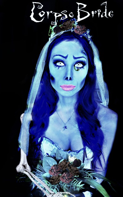 Corpse Bride Cosplay by Sarina Rose