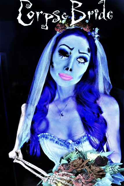 Corpse Bride Emily by Sarina Rose