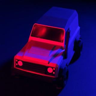 Geländewagen Verteidig Car Model