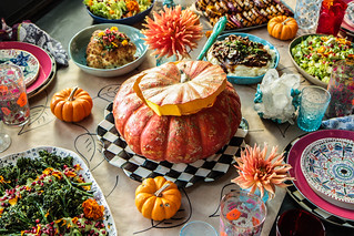 The Ultimate Vegan Thanksgiving from HeatherChristo.com | by Heather Christo