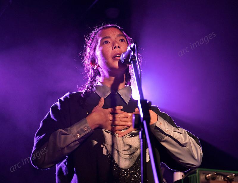Ana Roxanne, Club Academy, Manchester 29 October 2019