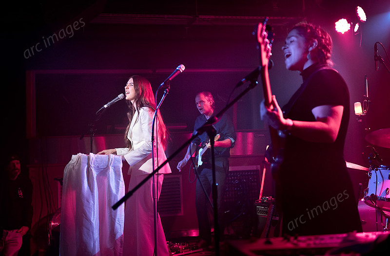 Weyes Blood, Club Academy, Manchester 29 October 2019