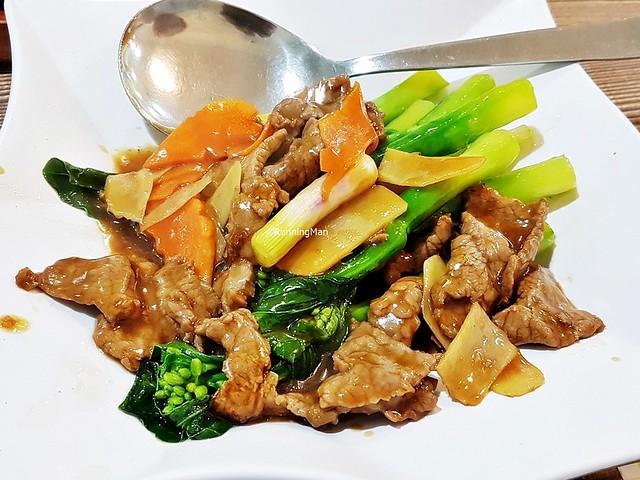 Kai-Lan With Beef