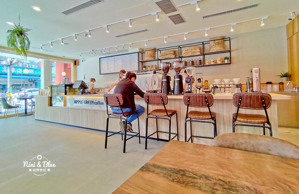 蘋果綠咖啡.學府店18